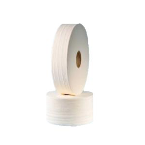 Toilettenpapier, 2-lagige, Jumbo