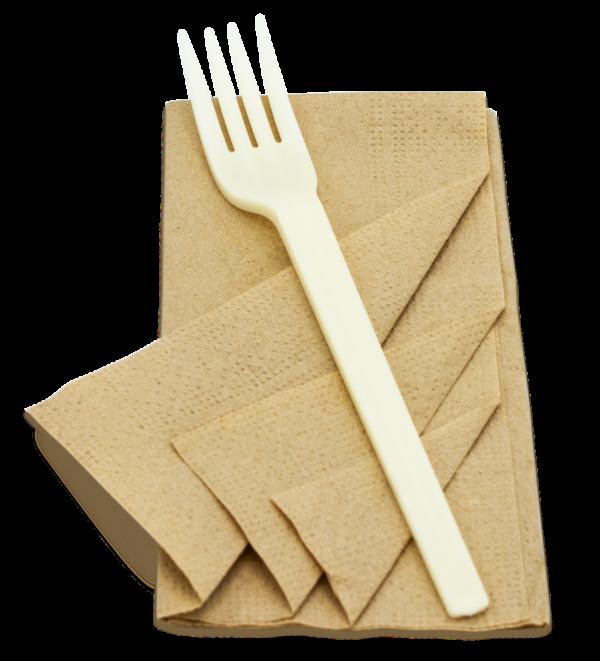 Serviette, Recycling, 2-lagig, 1/8 Falz, ökologisch, nachhaltig, umweltfreundlich, Tisch, Deko